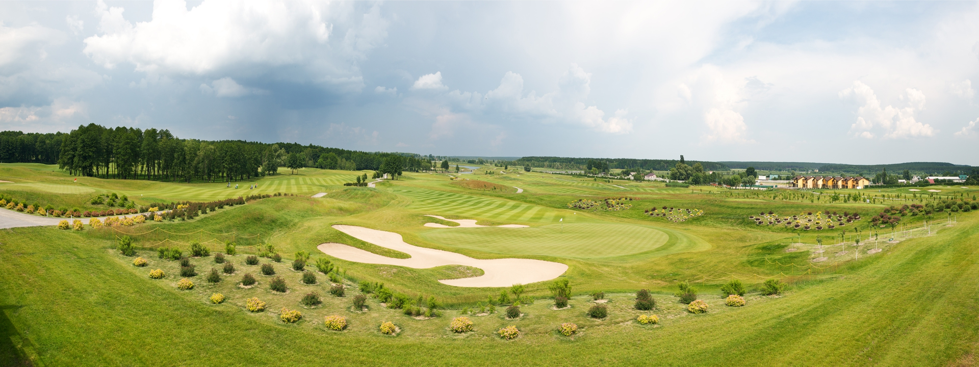 Kiev Golf Club «GolfStream»_slide_5