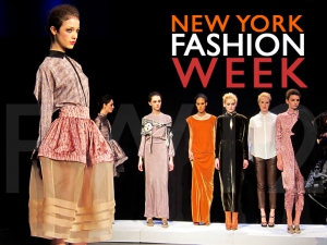 New York Fashion Week Spring/Summer 2017
