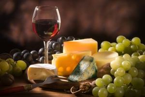 Cheese and Wine Festival in Lviv